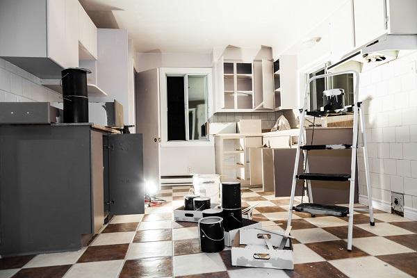 Ristrutturazione cucina Legnano